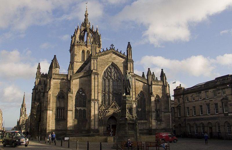 St Giles, Edinburgh