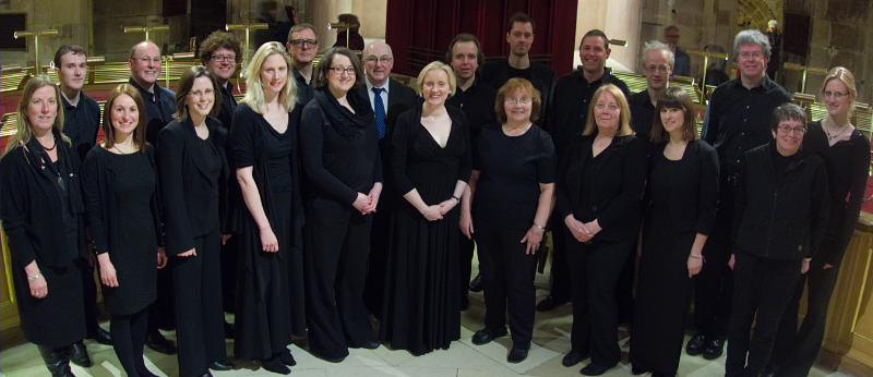 The Singers at St Giles Cathedral