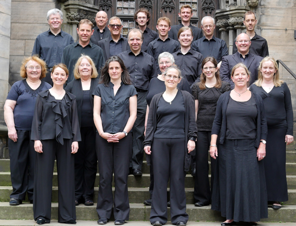 The Singers at St Giles